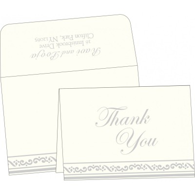 Thank You Cards - TYC-2016