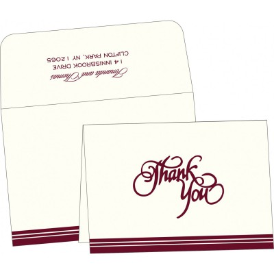 Thank You Cards - TYC-2054