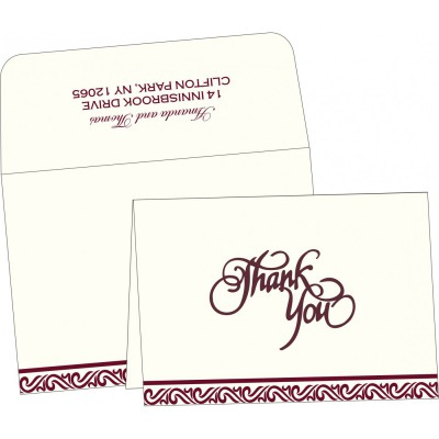 Thank You Cards - TYC-2077