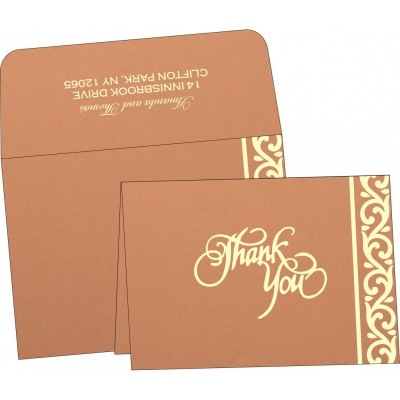 Thank You Cards - TYC-2145