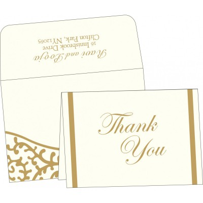 Thank You Cards - TYC-2151