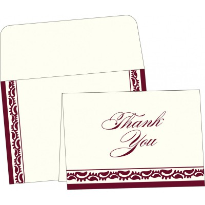 Thank You Cards - TYC-2163