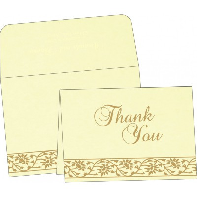 Thank You Cards - TYC-2178