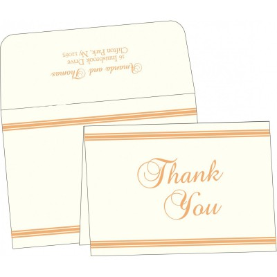 Thank You Cards - TYC-2203
