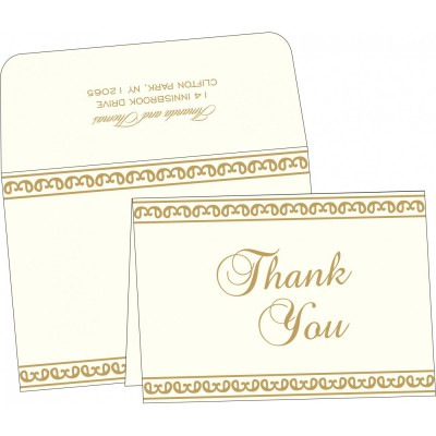 Thank You Cards - TYC-2205
