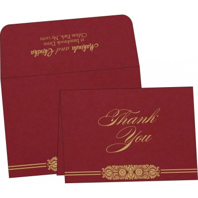 Thank You Cards - TYC-2215