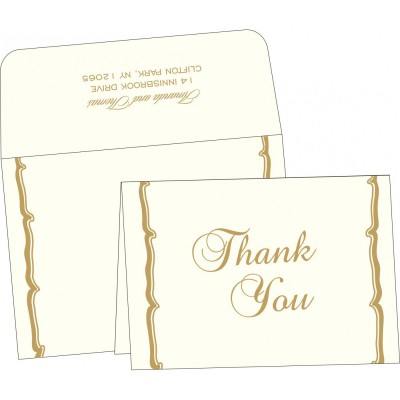 Thank You Cards - TYC-2219