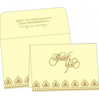 Thank You Cards - TYC-2220