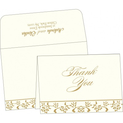 Thank You Cards - TYC-2238