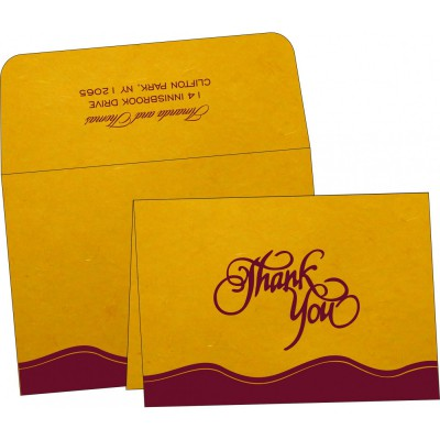 Thank You Cards - TYC-2252