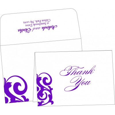 Thank You Cards - TYC-2278