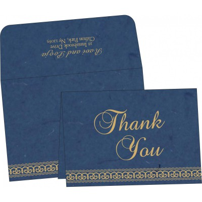 Thank You Cards - TYC-5002D