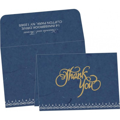 Thank You Cards - TYC-5004F