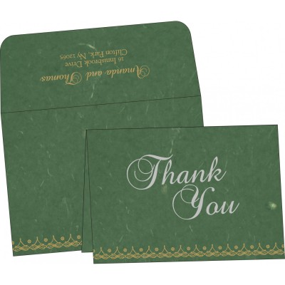 Thank You Cards - TYC-5004H