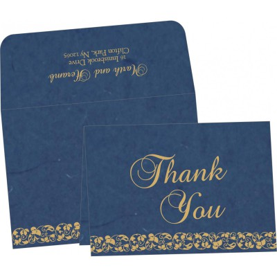 Thank You Cards - TYC-5006J