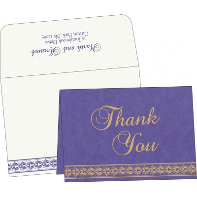 Thank You Cards - TYC-5010C