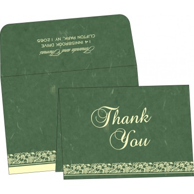Thank You Cards - TYC-8207L
