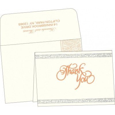Thank You Cards - TYC-8209A