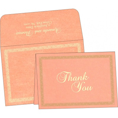 Thank You Cards - TYC-8211J