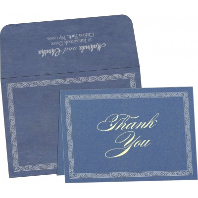 Thank You Cards - TYC-8211P