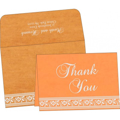 Thank You Cards - TYC-8220F
