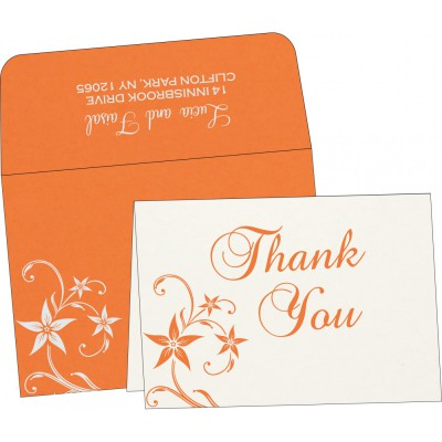 Thank You Cards - TYC-8225L