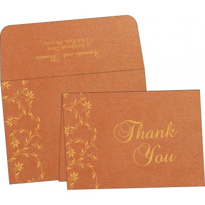 Thank You Cards - TYC-8226E