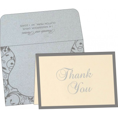 Thank You Cards - TYC-8229B