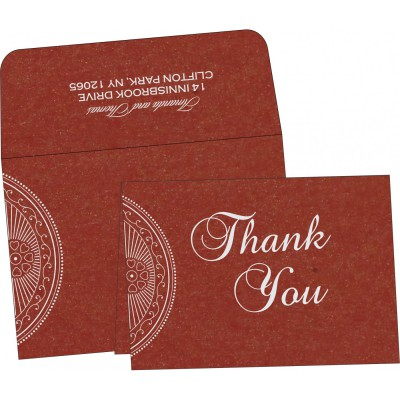 Thank You Cards - TYC-8230C