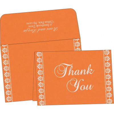 Thank You Cards - TYC-8231N