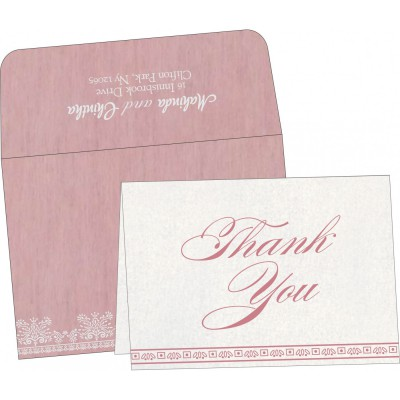 Thank You Cards - TYC-8241E