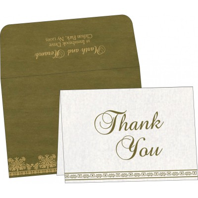 Thank You Cards - TYC-8241L