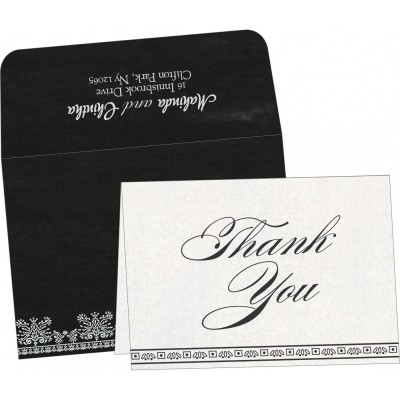 Thank You Cards - TYC-8241O
