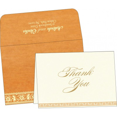 Thank You Cards - TYC-8242Q