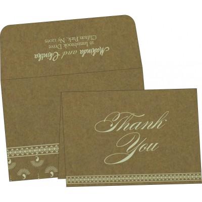 Thank You Cards - TYC-8247E