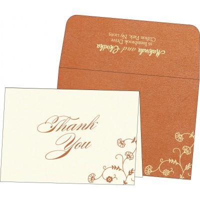 Thank You Cards - TYC-8248E
