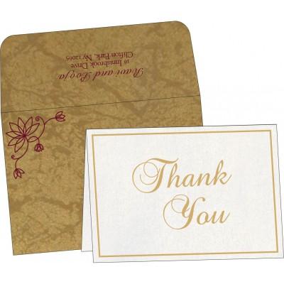 Thank You Cards - TYC-8251E