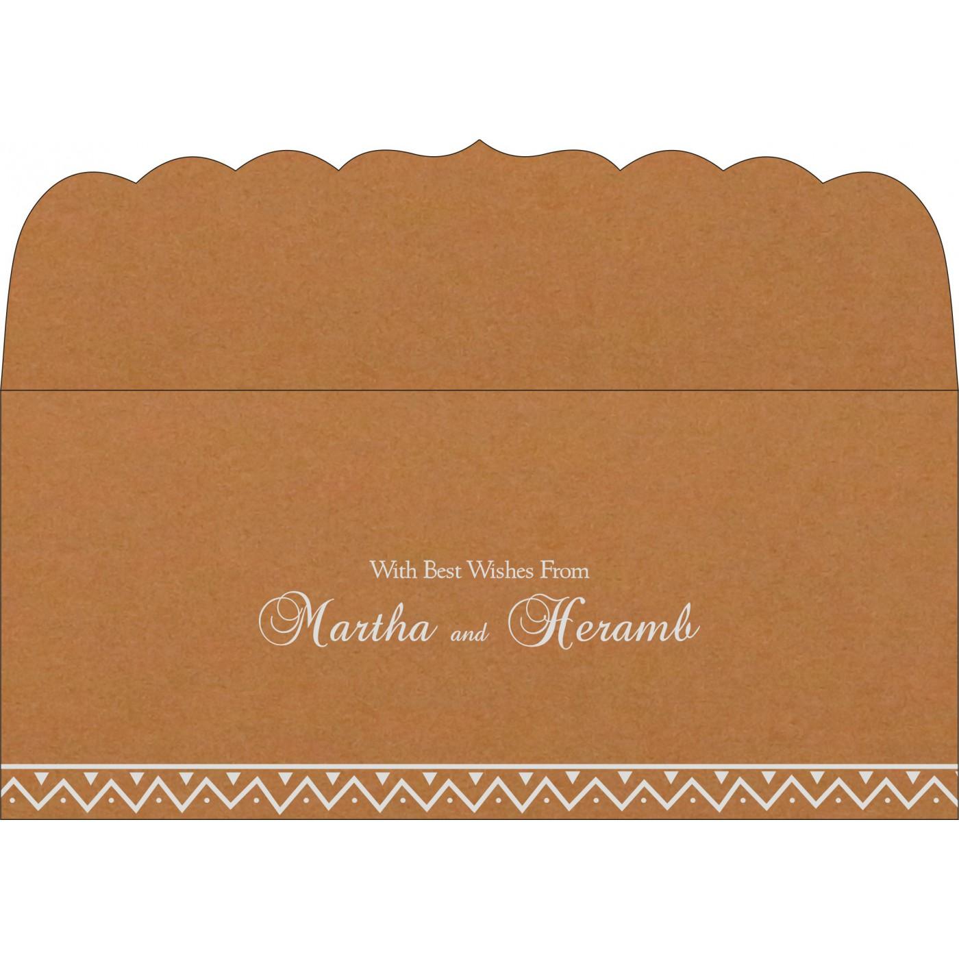 Money Envelopes : CME-1178 - IndianWeddingCards