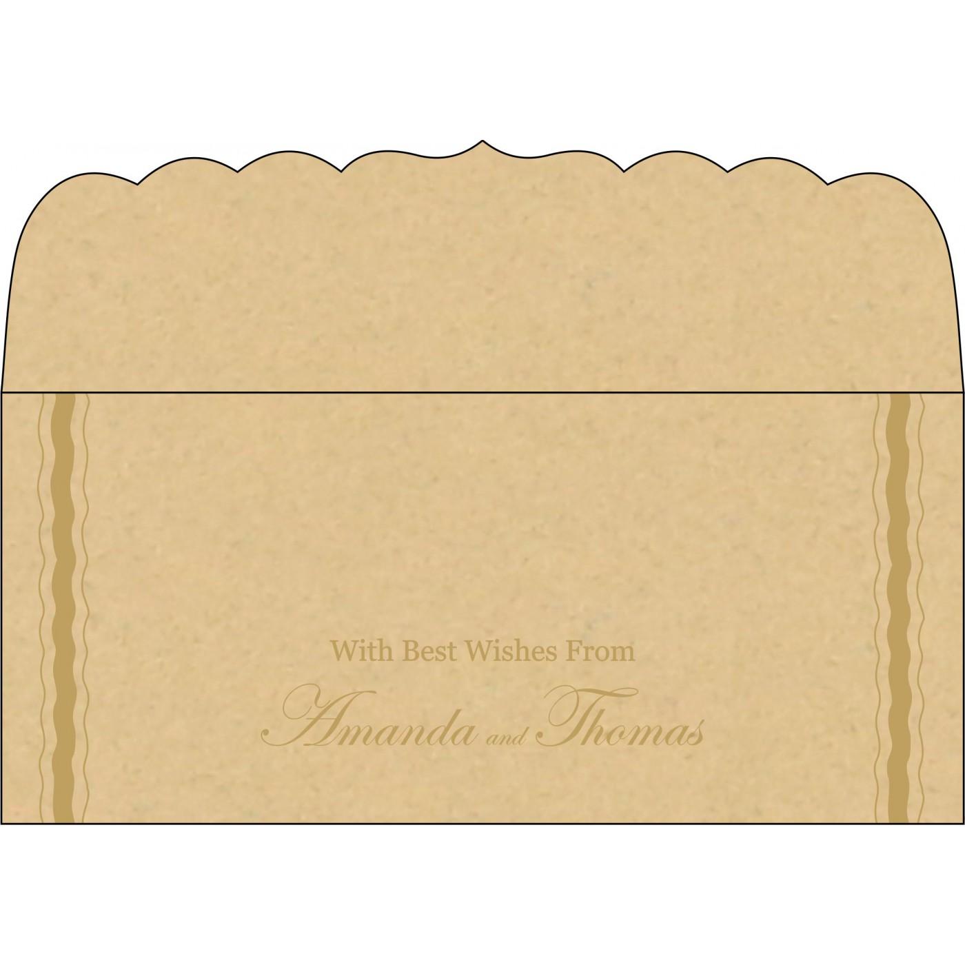 Money Envelopes : CME-1187 - IndianWeddingCards