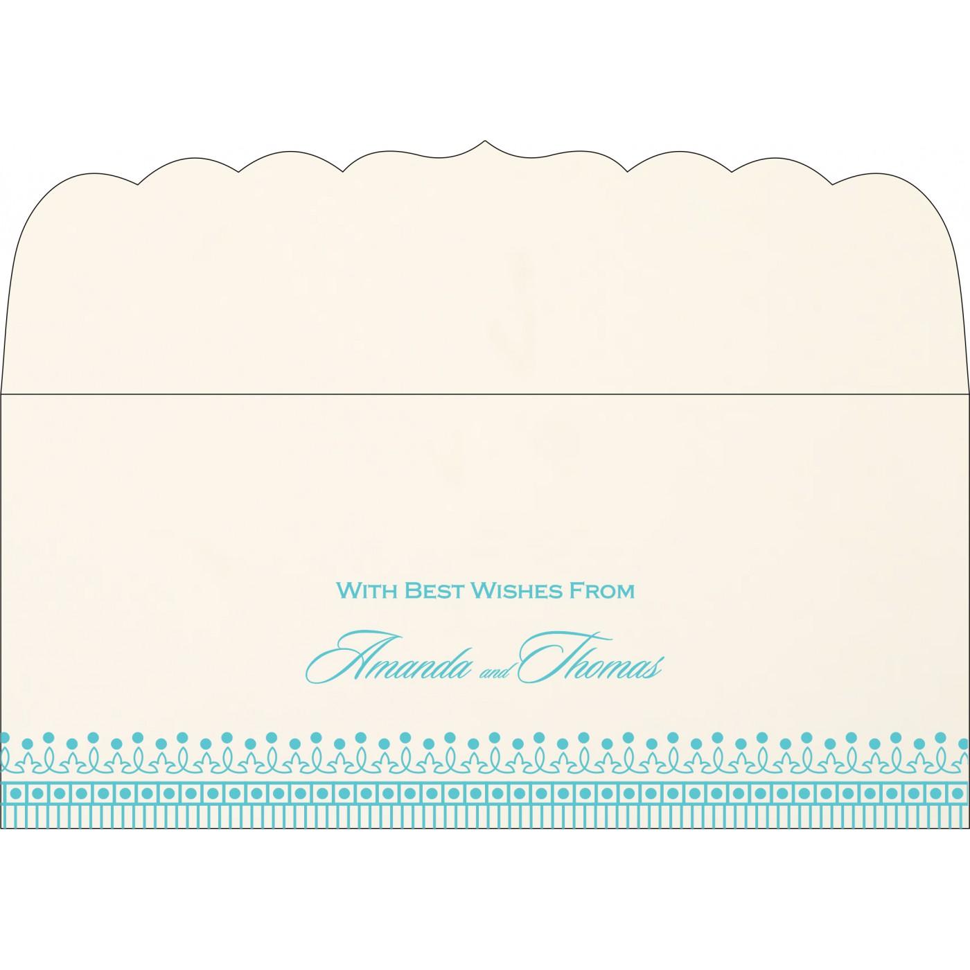 Money Envelopes : CME-1338 - IndianWeddingCards
