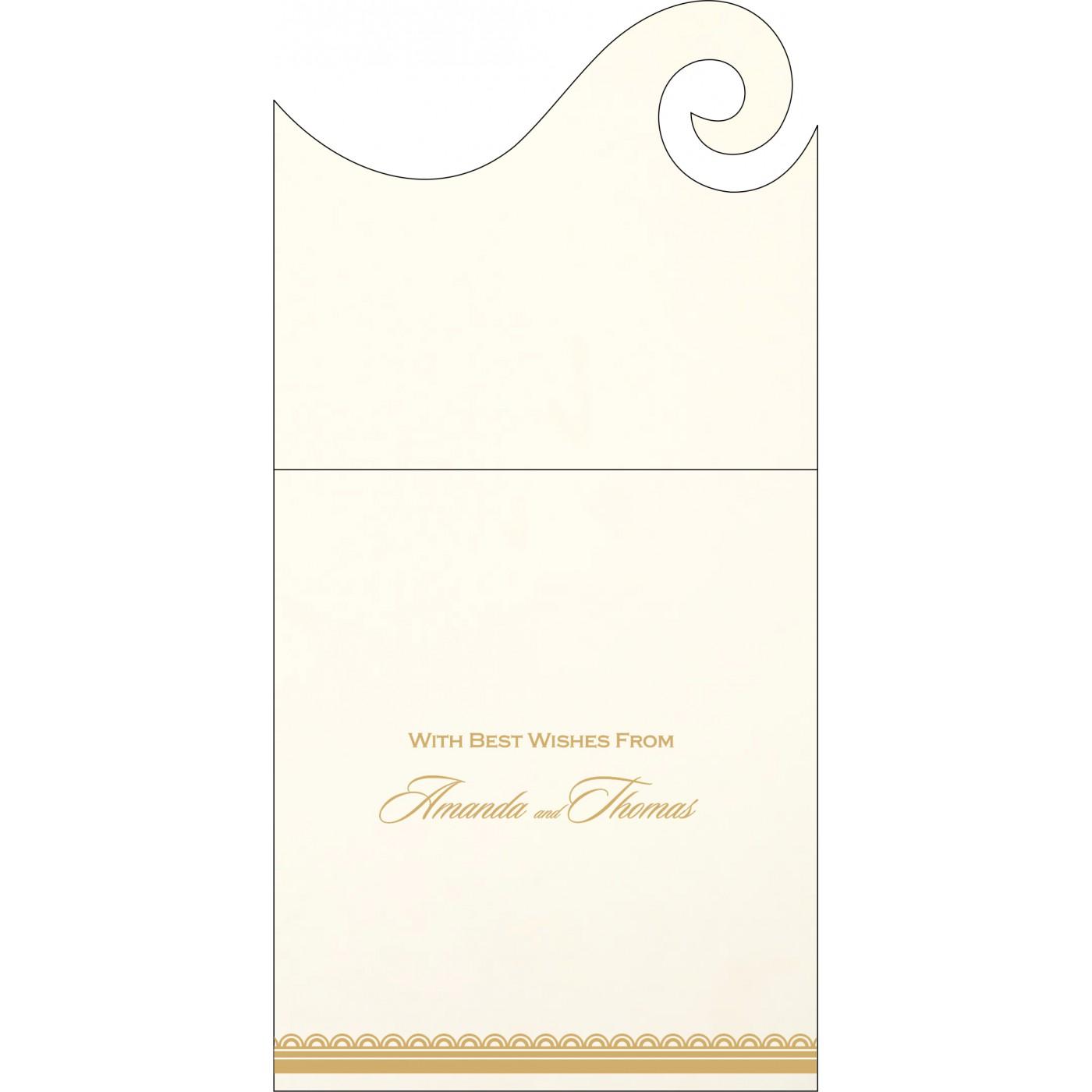 Money Envelopes : CME-1402 - IndianWeddingCards