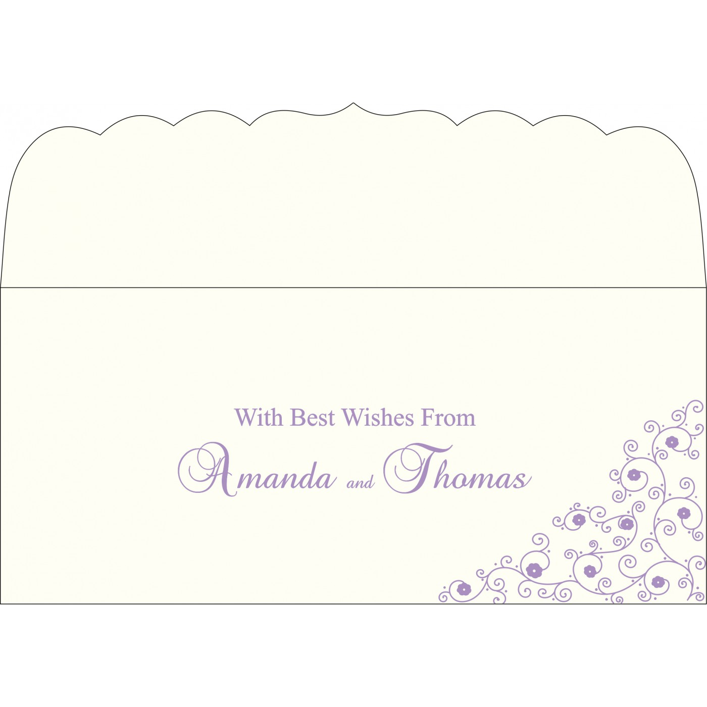 Money Envelopes : CME-1431 - IndianWeddingCards