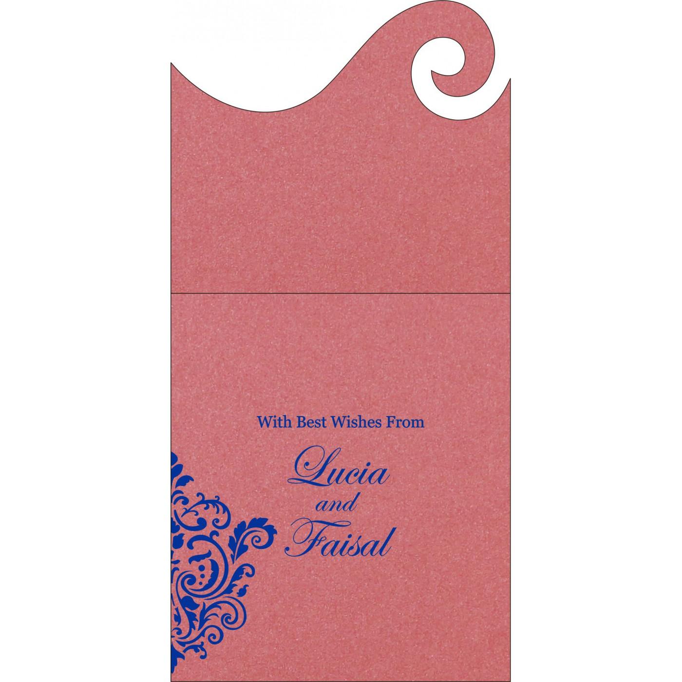 Money Envelopes : CME-1503 - IndianWeddingCards