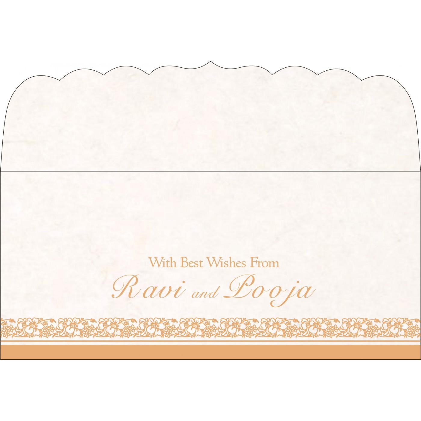 Money Envelopes : CME-8207I - IndianWeddingCards