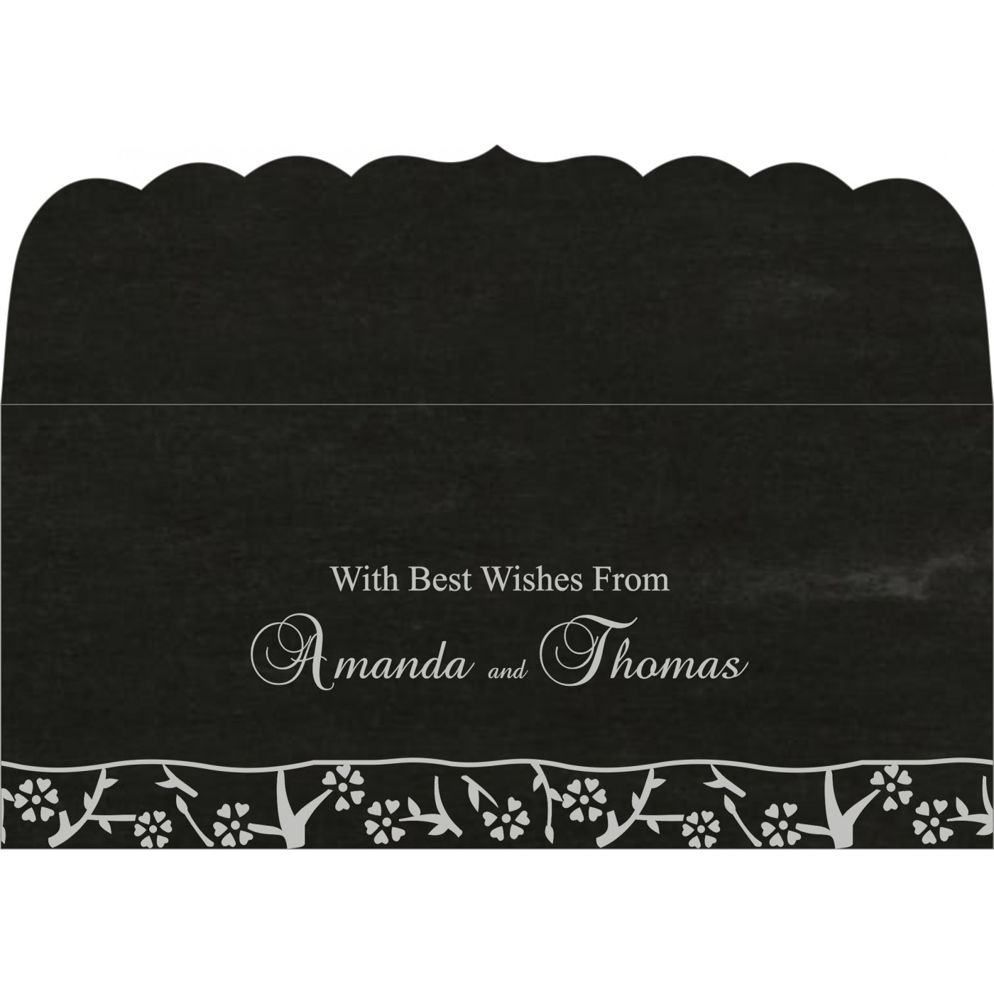 Money Envelopes : CME-8216N - IndianWeddingCards