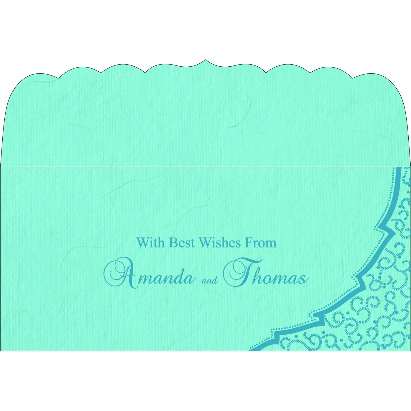 Money Envelopes : CME-8219C - IndianWeddingCards