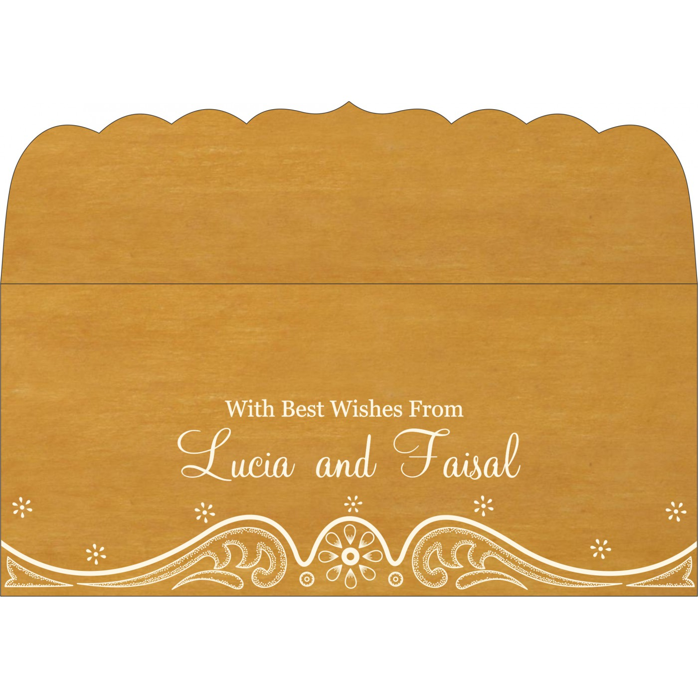 Money Envelopes : CME-8221H - IndianWeddingCards