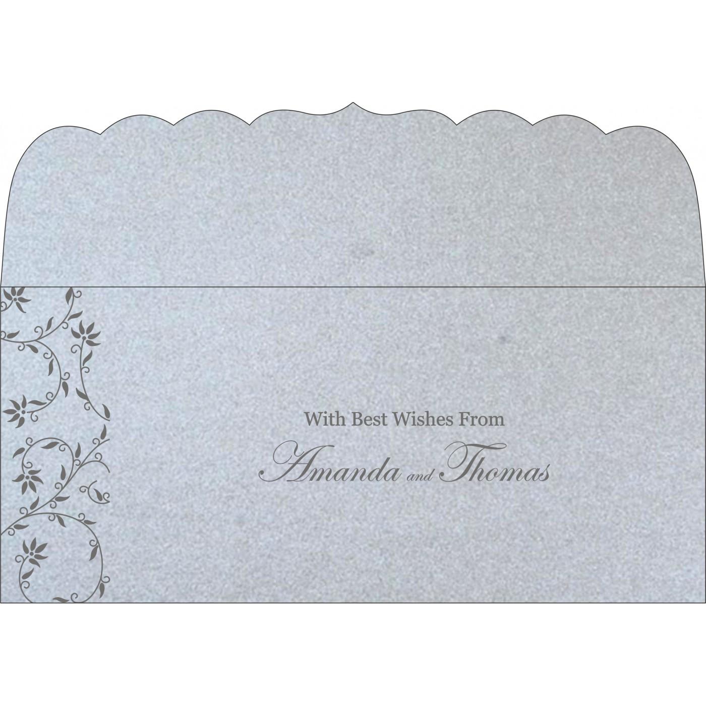 Money Envelopes : CME-8226A - IndianWeddingCards