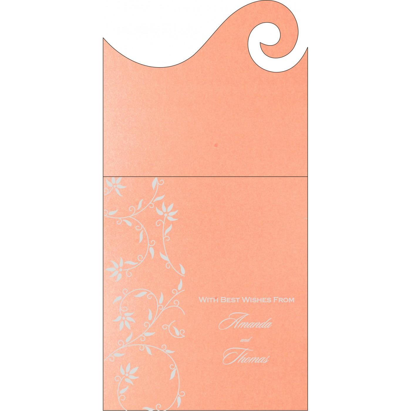 Money Envelopes : CME-8226B - IndianWeddingCards