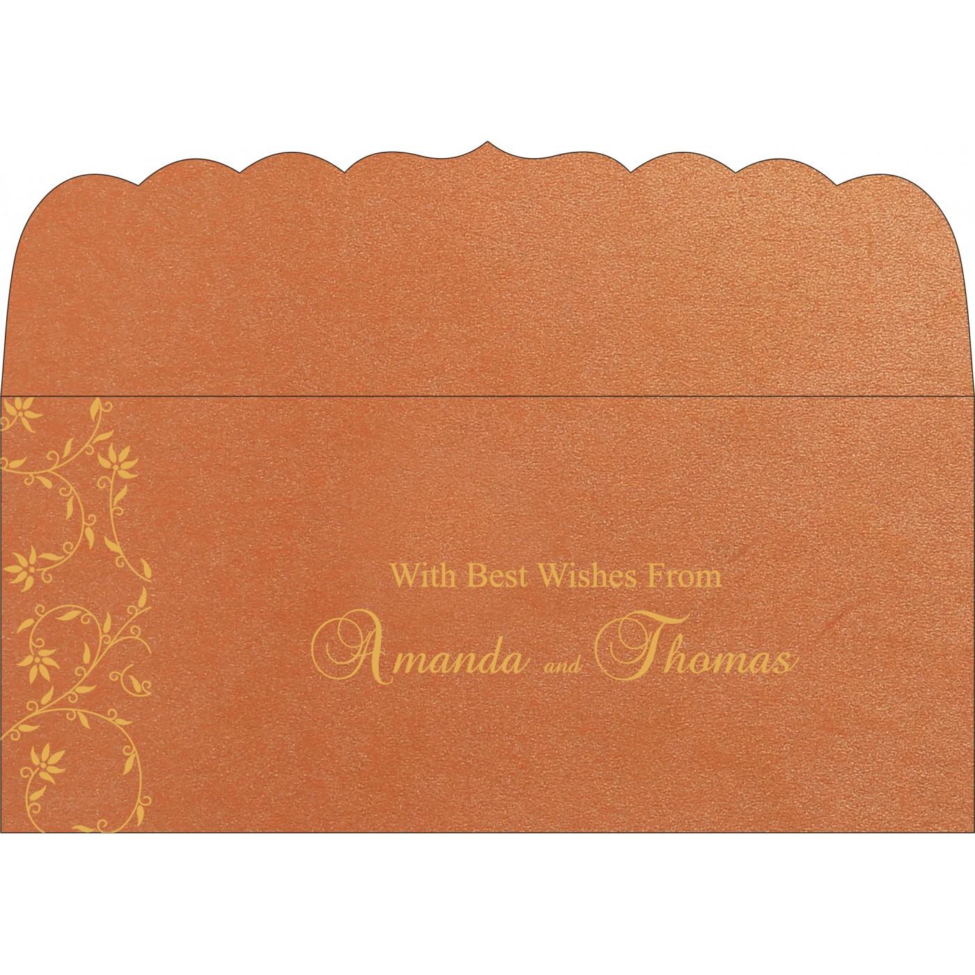 Money Envelopes : CME-8226E - IndianWeddingCards